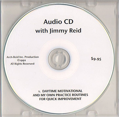 DAYTIME MOTIVATIONAL AUDIO CD