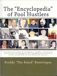 THE ENCYCLOPEDIA OF POOL HUSTLERS - Softcover