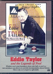THE EDDIE TAYLOR INTERVIEW DVD