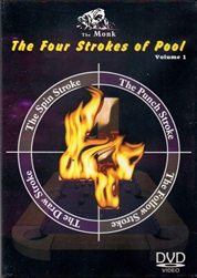 THE FOUR STROKES OF POOL, VOLUME #1