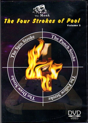 THE FOUR STROKES OF POOL, VOLUME #2