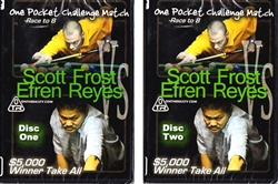 FROST VS. REYES $5000 ONE POCKET STAKE MATCH