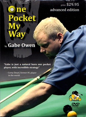 ONE POCKET MY WAY - VOLUME TWO