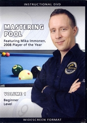 MASTERING POOL - VOLUME 1 – BEGINNER LEVEL