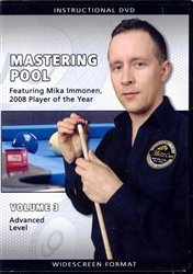 MASTERING POOL - VOLUME 3 – ADVANCED LEVEL