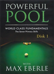 *POWERFUL POOL DVD - VOLUME ONE