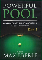 *POWERFUL POOL DVD - VOLUME TWO