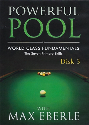 *POWERFUL POOL DVD - VOLUME THREE