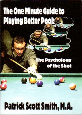 ONE MINUTE GUIDE TO PLAYING BETTER POOL