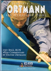 ORTMANN ON STRAIGHT POOL