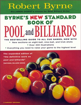 NEW STANDARD BOOK OF POOL & BILLIARDS