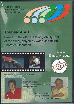 IPAT DVD LEVEL 1 - BEGINNER TO INTERMEDIATE