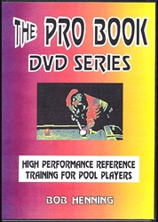 **  THE PRO BOOK DVD SERIES