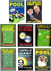 CAPELLE COLLECTION - EIGHT TITLES