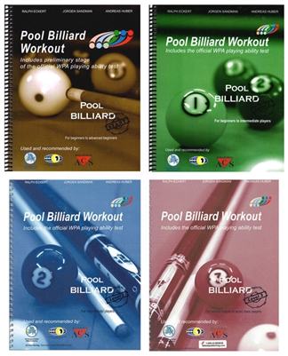 ALL FOUR IPAT WORKBOOKS