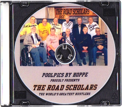 THE ROAD SCHOLARS DVD