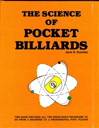 THE SCIENCE OF POCKET BILLIARDS HARDCOVER