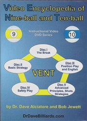 **VIDEO ENCYCLOPEDIA OF NINE-BALL AND TEN-BALL