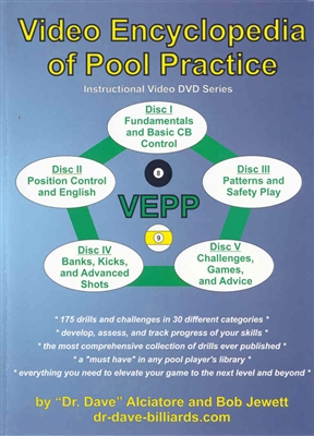 VIDEO ENCYCLOPEDIA OF POOL PRACTICE