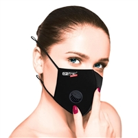 Dr. Frei Protection Mask Black - Single Pack