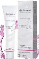 Dentissimo Toothpaste for Pregnant Lady & Young Mum -75 ml