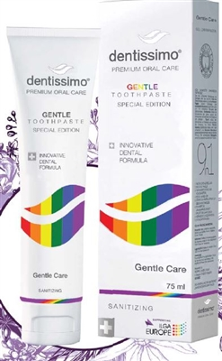 Dentissimo Gentle Toothpaste Special Edition -75 ml