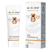 Dentissimo Kids Toothpate 2-6 years 50ml