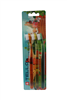 Tello 4480 Ultra Soft Kids 2-5 Years Toothbrush- 3 pack