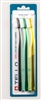Tello 6240 Ultrasoft Toothbrush - 3 Pack