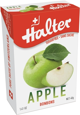 HALTER BOX APPLE 1.4oz