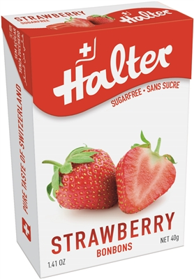HALTER BOX STRAWBERRY 1.4oz