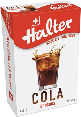 Halter Box Cola 1.4Oz