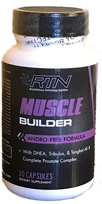 MUSCLE BUILDER (30 capsules)