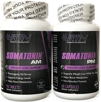 Somatonin AM/PM Combo
