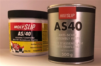 NEW LOOK Molyslip AS/40 Assembly Compound 500g