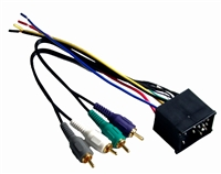American International BWH47A Wire Harness for Select 1992-2002 BMW Vehicles