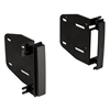 American International CD-K642 2-DIN Install Brackets for Select 2007-2008 Chrysler/Dodge/Jeep Vehicles