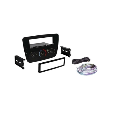 American International FMK578 Single DIN Dash Kit for 2000-2007 Ford Taurus/Mercury Sable