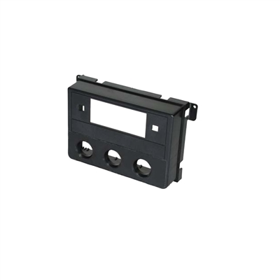 American International GMK335 Single DIN Dash Kit for Select 1988-1990 Chevrolet Beretta/Corsica