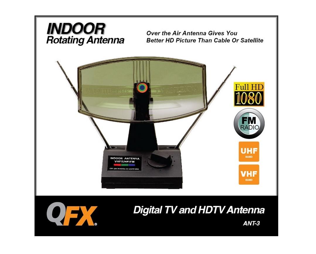 QFX Digital HD TV ANTENNA