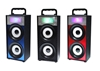 QFX BT-139 Rechargeable Bluetooth Speaker w/FM/USB/SD/AUX-In