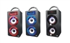 QFX BT-140 Rechargeable Speaker w/Bluetooth/FM/USB/SD/AUX In/Remote