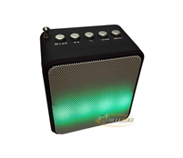 Blackmore BSS-103BT Rechargeable Mini Speaker w/Bluetooth/FM/USB/TF/AUX In