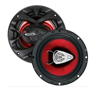 "Boss CH6530 6.5"" 300 Watts 3-Way Chaos Exxtreme Series Full Range Car Speakers"