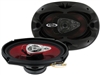 "Boss CH6930 6x9"" 3-Way 400 Watts Chaos Exxtreme Series Coaxial Car Speakers"