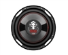 "Boss P100F 10"" 1200W Single Voice Coil 4-Ohm Phantom Series Subwoofer"