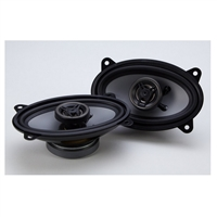 "Crunch CS46CX 4x6"" 250 Watts Coaxial Car Speakers"