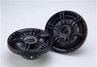 "Crunch CS653 300W 6.5"" 300W 3-Way Car Speakers"
