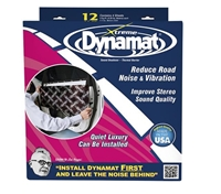 DYNAMAT 10435 XTREME DOOR KIT 12SQ FT. SOUND DAMPING