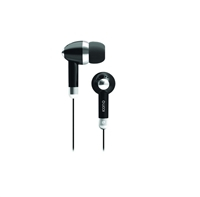 Icon Q QE1-KIC-BLK Kicks Earbuds - Black